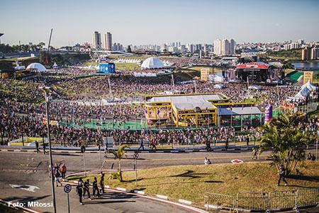 Lollapalozza Brasil